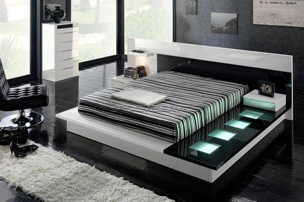 Captivating Awesome Platform Bedroom Sets 3 Modern Bed Design