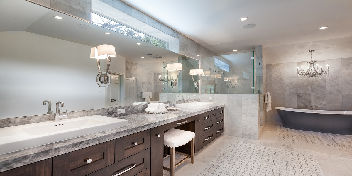 Outstanding Transitional Bathroom Designs 21 Outstanding Transitional