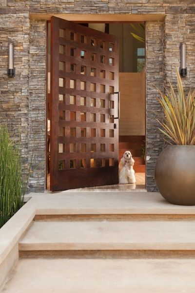 beach entry door ideas