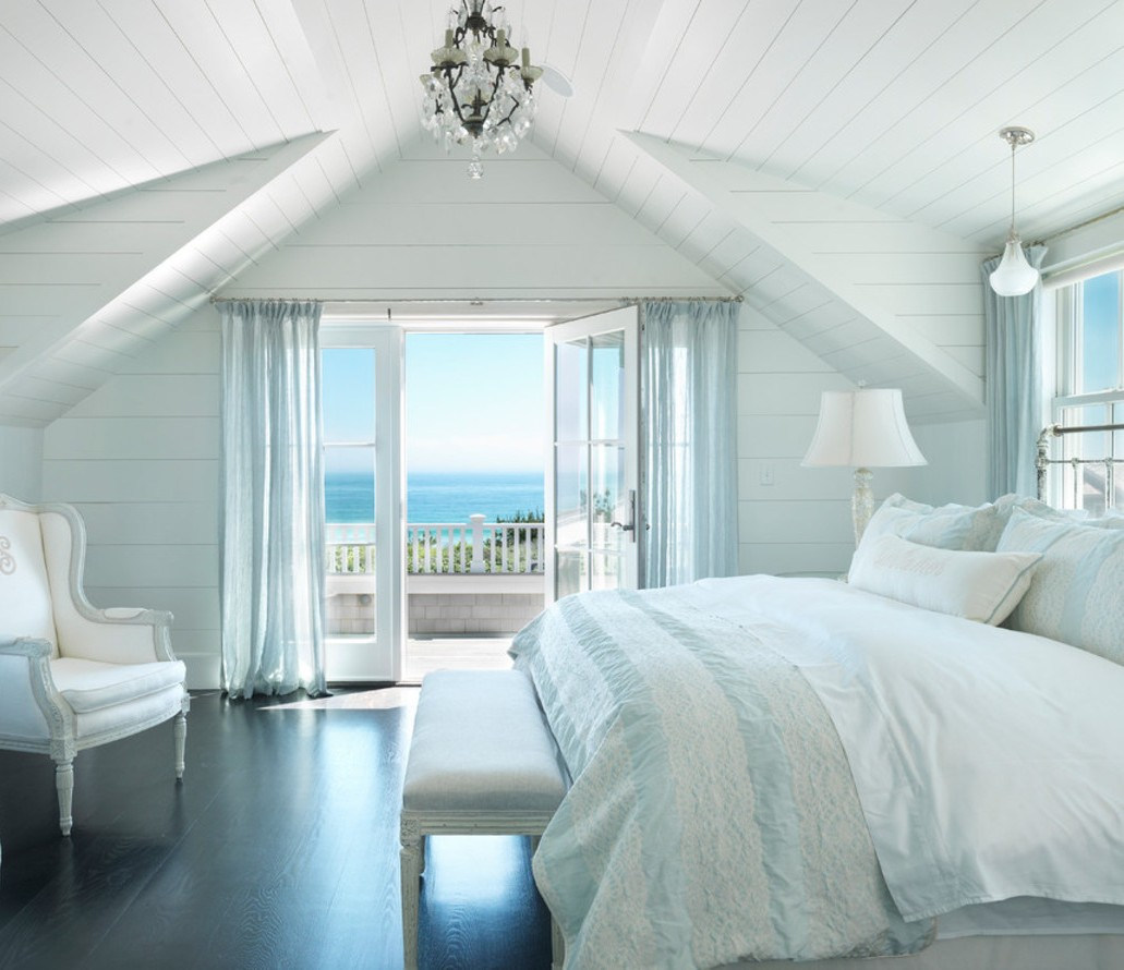 25 Bedroom Design Ideas For Your Home: 25 Cool Beach Style Bedroom Design Ideas