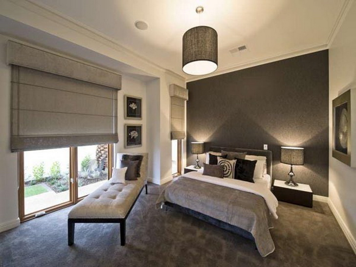 25 Wallpaper Ideas For Master Bedroom