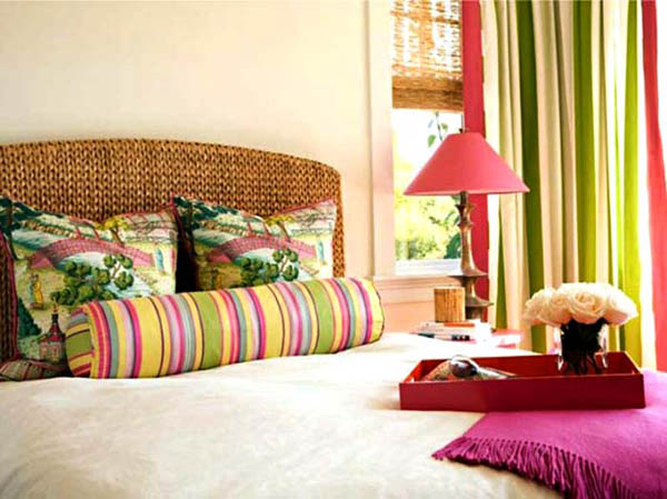 21 bright color combination ideas for bedroom 14886 | bedroom decorating ideas color combinations