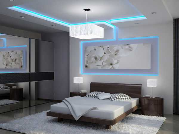 Ceiling Designs Hidden Lighting Modern Interiors