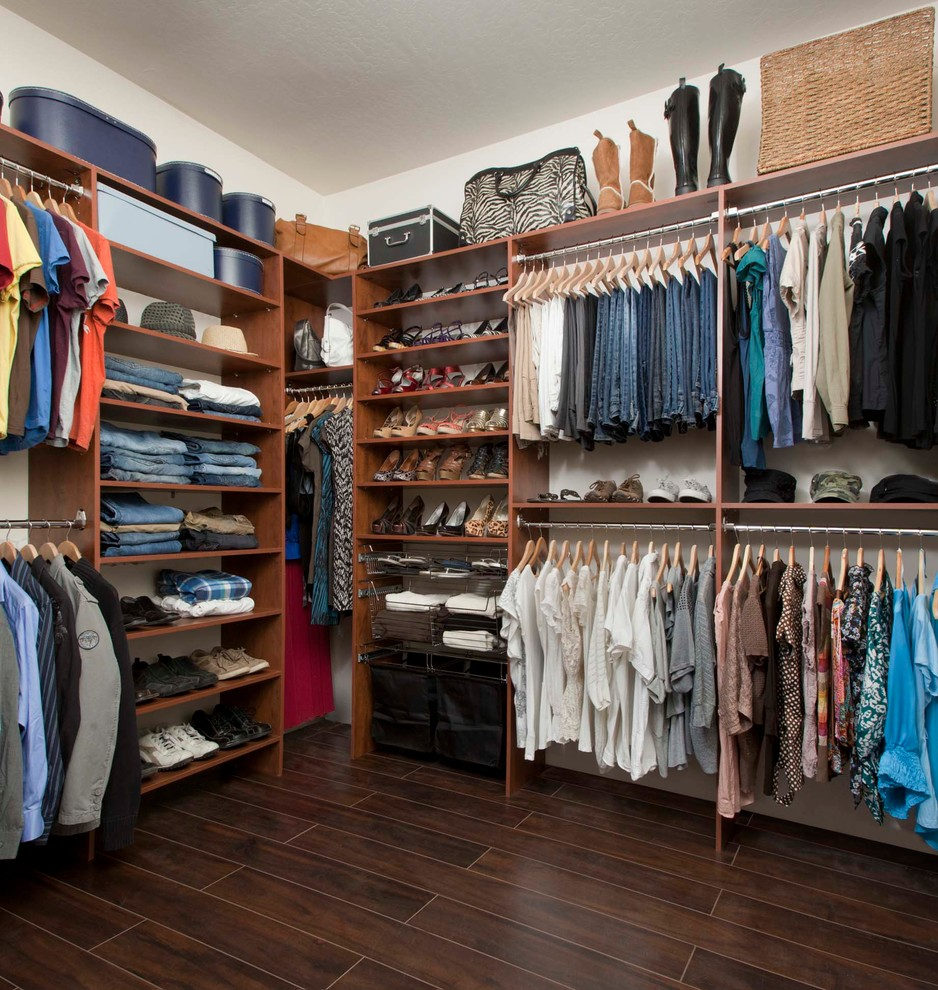 Cheap Closet Organization Ideas Closet Traditional With Boots