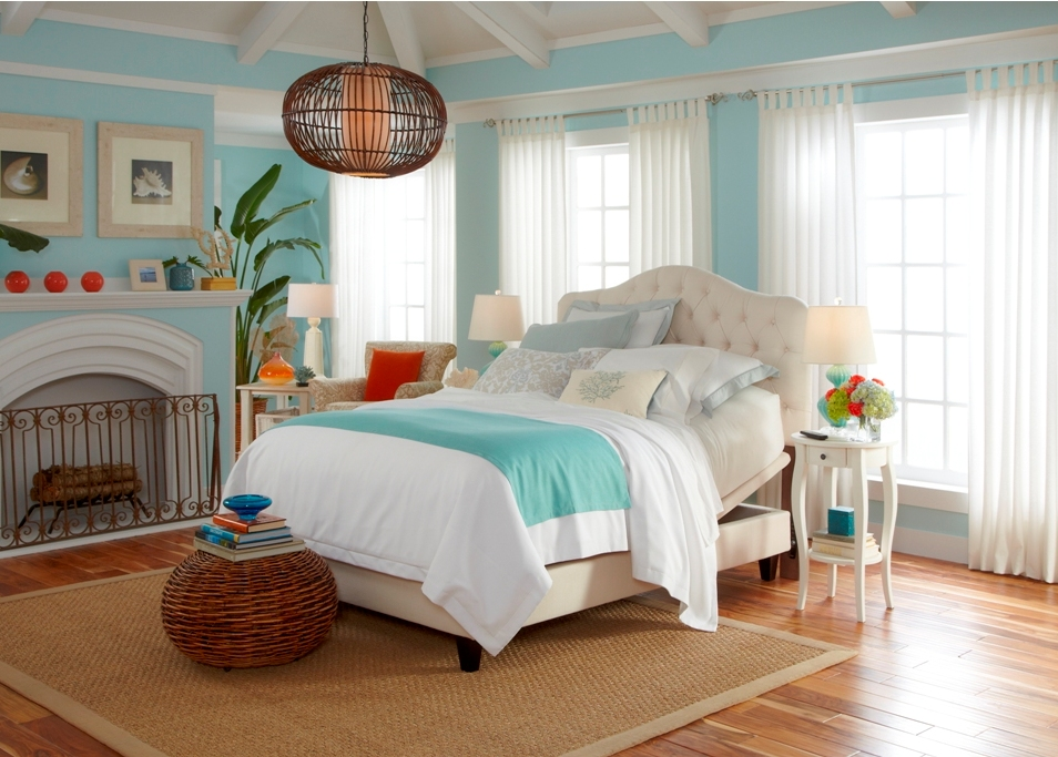 Beach House Bedroom Decorating Ideas: 25 Cool Beach Style Bedroom Design Ideas