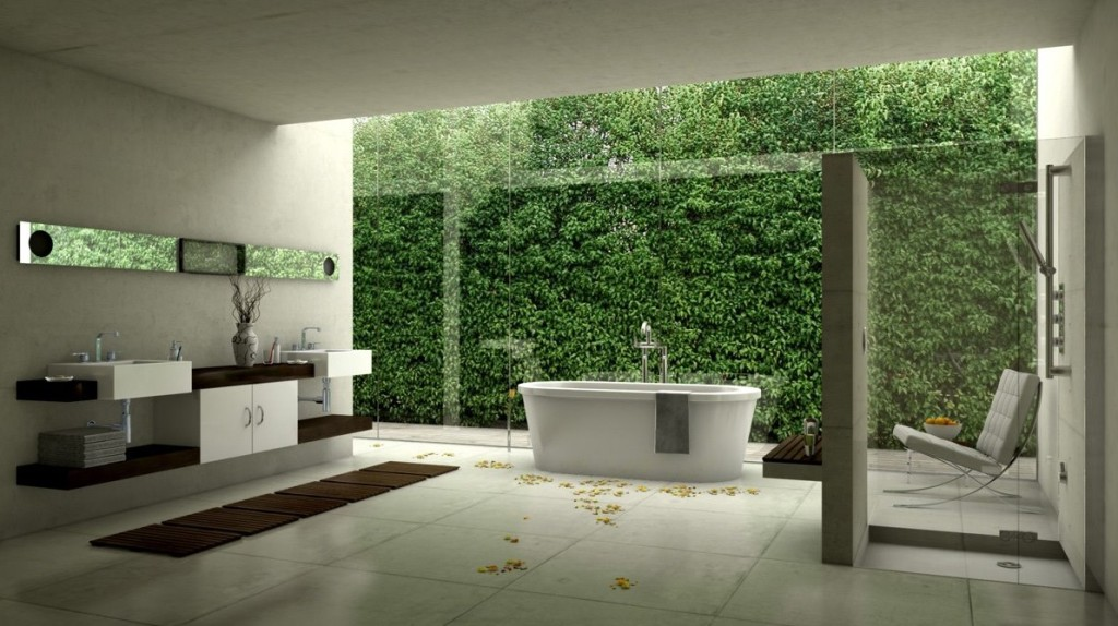 contemporary-bathroom-open-space-gorgeous
