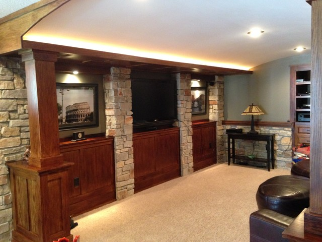 craftsman-basement