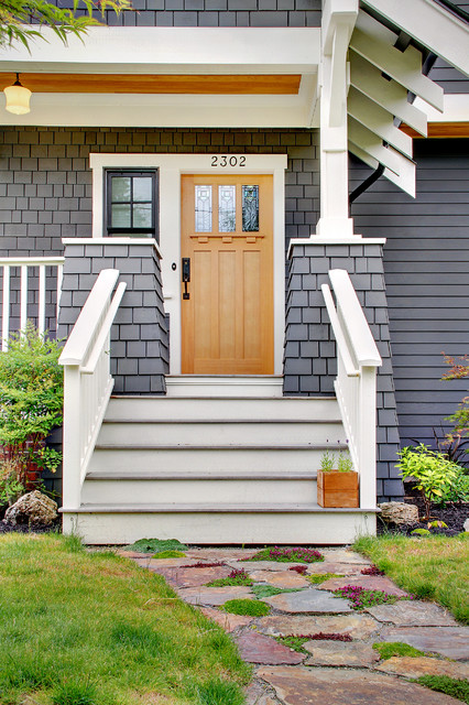 craftsman-entry-design