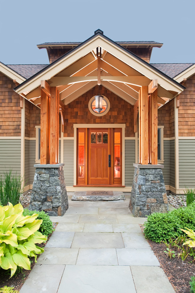 craftsman-entry