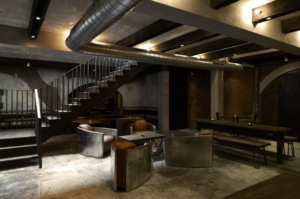 dabbous-2012-dabbous-bar-2jpg-web & 25 Stunning Industrial Basement Design