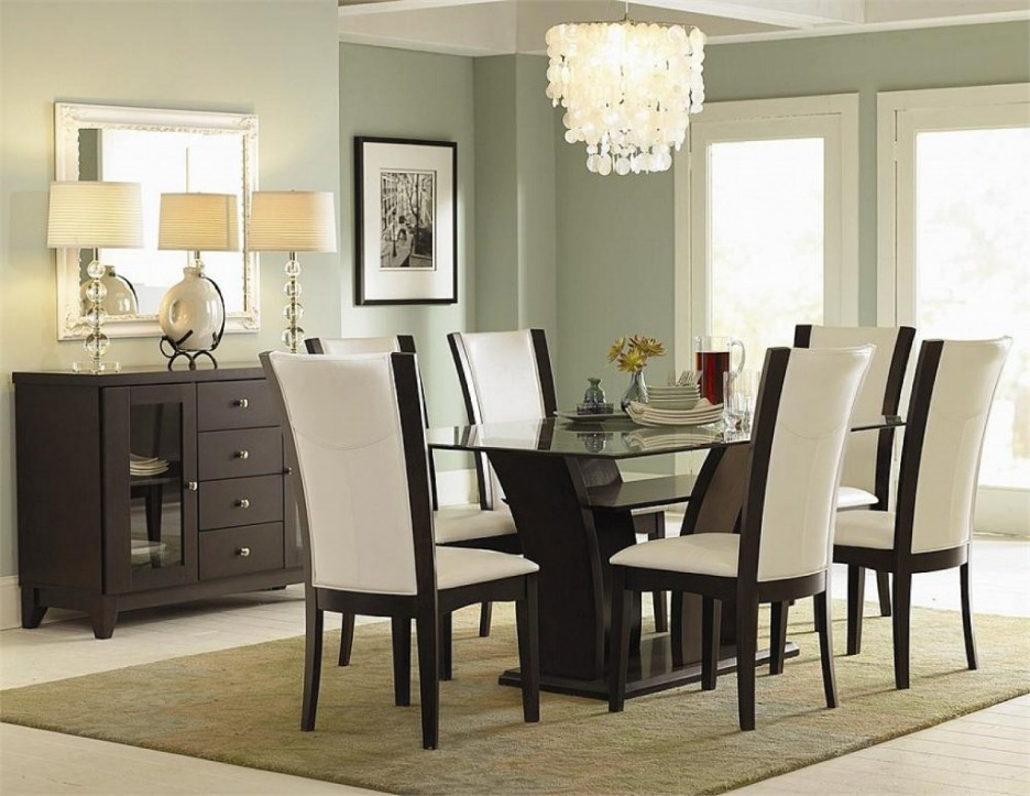 Home dining room decor