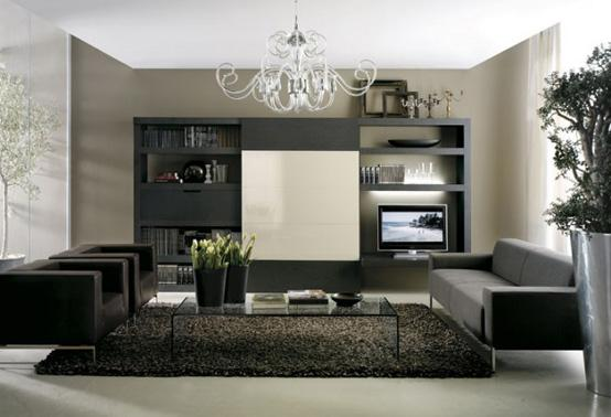 Exceptional Modern Decorating Ideas Living