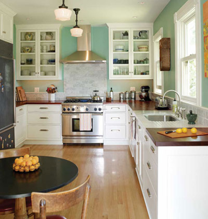 Apartment Kitchen Makeover: 21 Best Farmhouse Kitchen Design Ideas