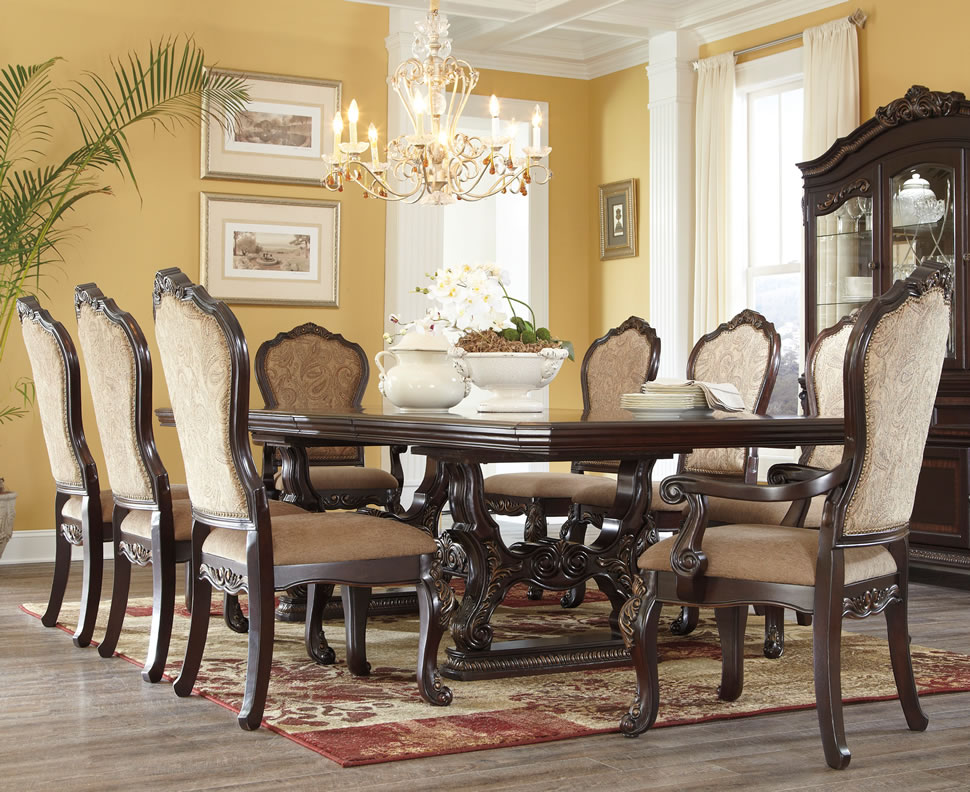 25 best dining room sets for your home for Dining room decor ideas 2015
