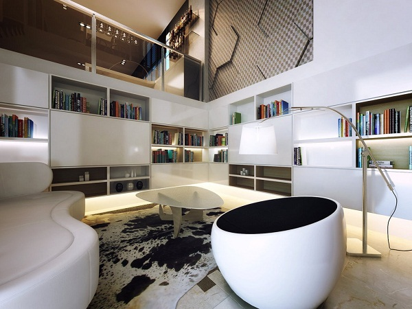 high-ceiling-living-room-decorating-tips