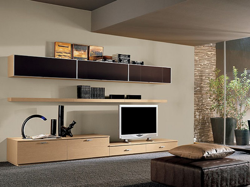 15 Modern Tv Wall Units For Your Living Room
