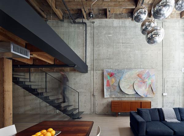 Oriental Warehouse Loft