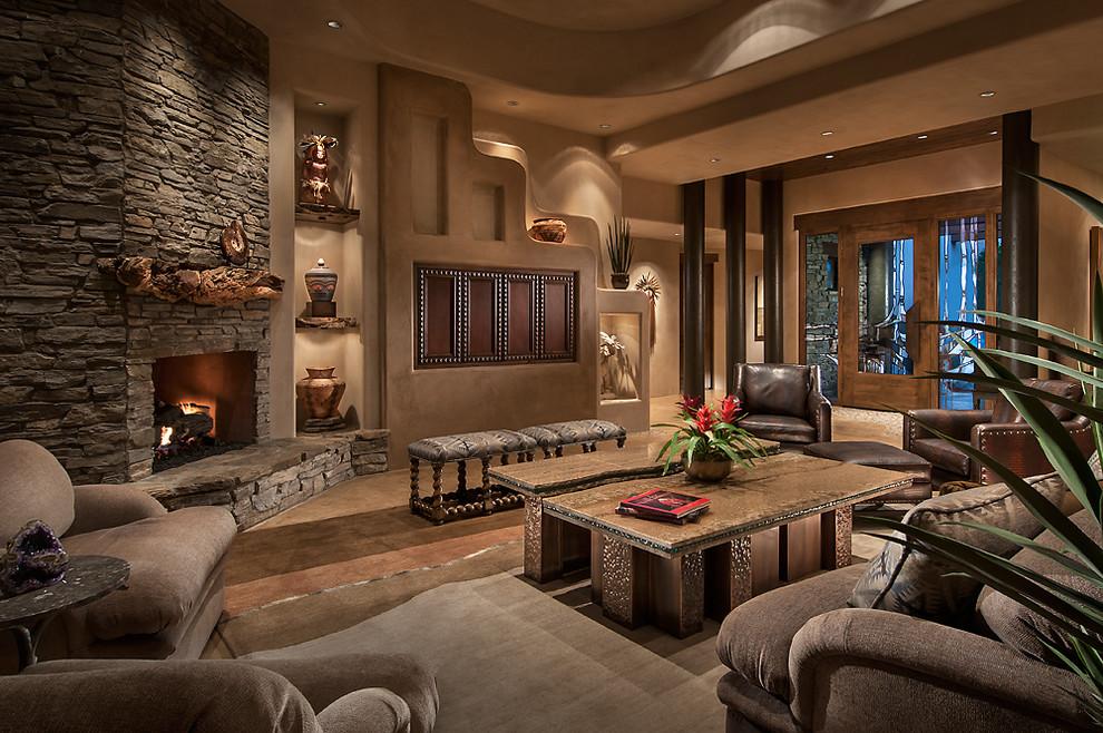 interior-design-Living-Room-Mediterranean