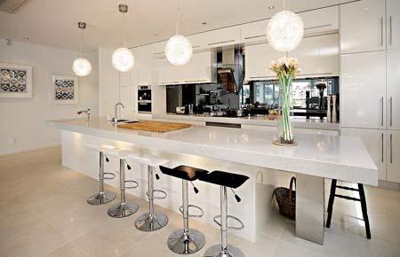 kitchen iland