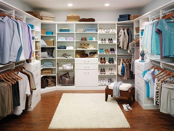 Delicieux Large Master Closet Design