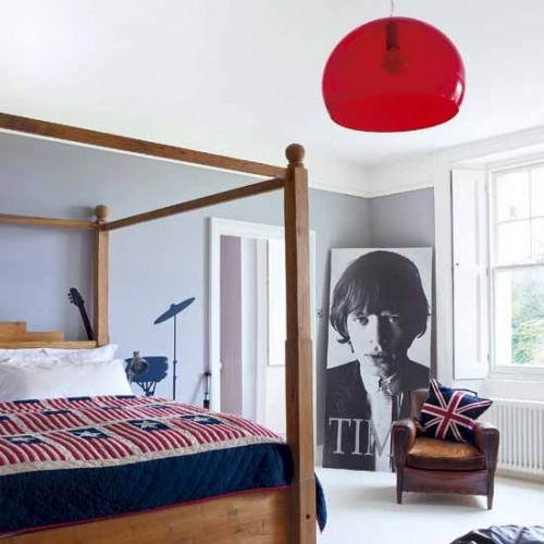 Amazing Bedroom Lighting Ideas: 25 Amazing Mid Century Bedroom Design