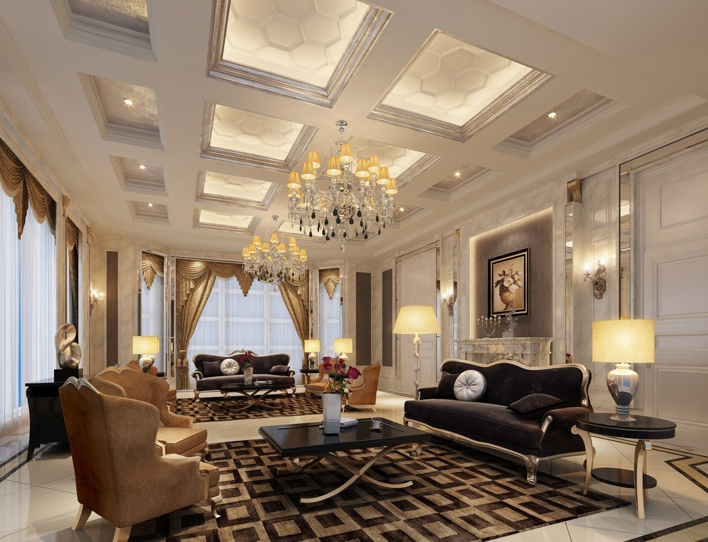 luxurious-interior-design-of-livingroom