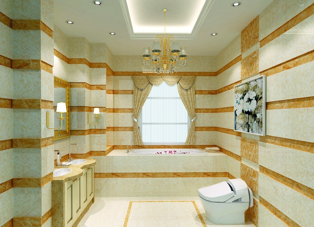 luxury bathroom lighting 25 luxurious bathroom design ideas 13552