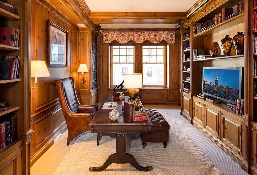 luxury craftman office