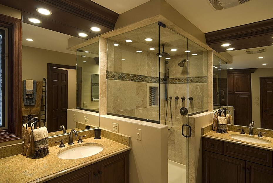 Master Bathroom Decorating Ideas: 25 Beautiful Master Bathroom Design Ideas