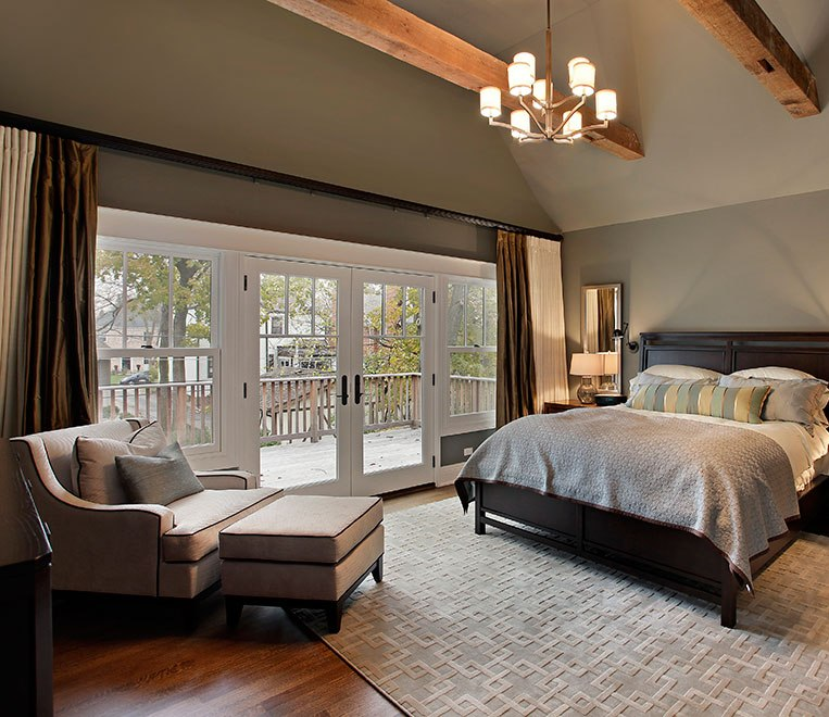 15 Beautiful Craftsman Bedroom Designs