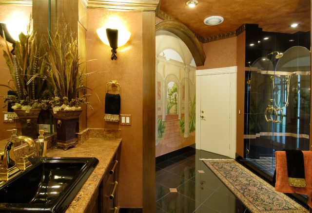 25 Best Ideas About Tuscan Bathroom Decor On Pinterest: 20 Best Mediterranean Bathroom Designs