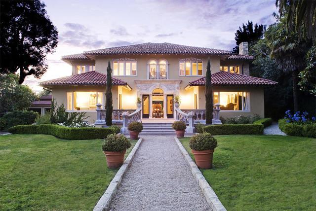 mediterranean-exterior ideas