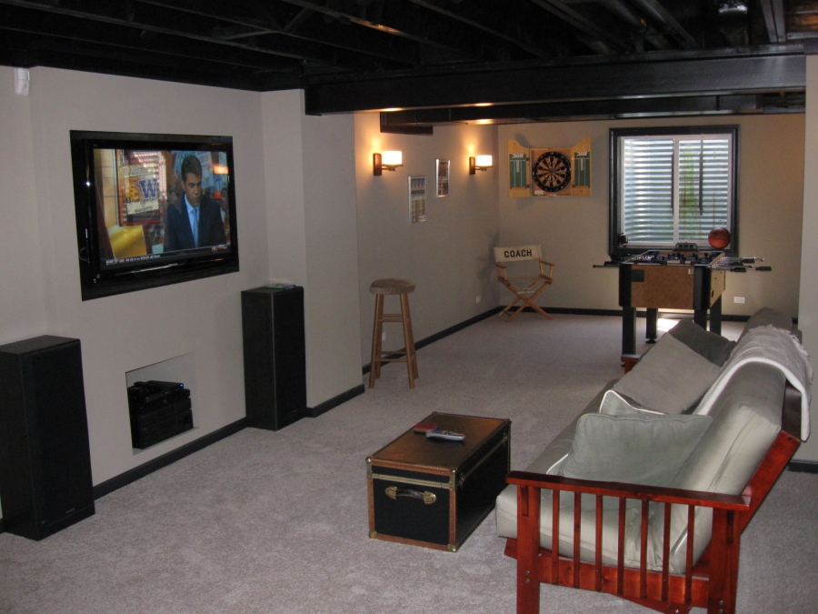 mid-century-basement-interior-design-
