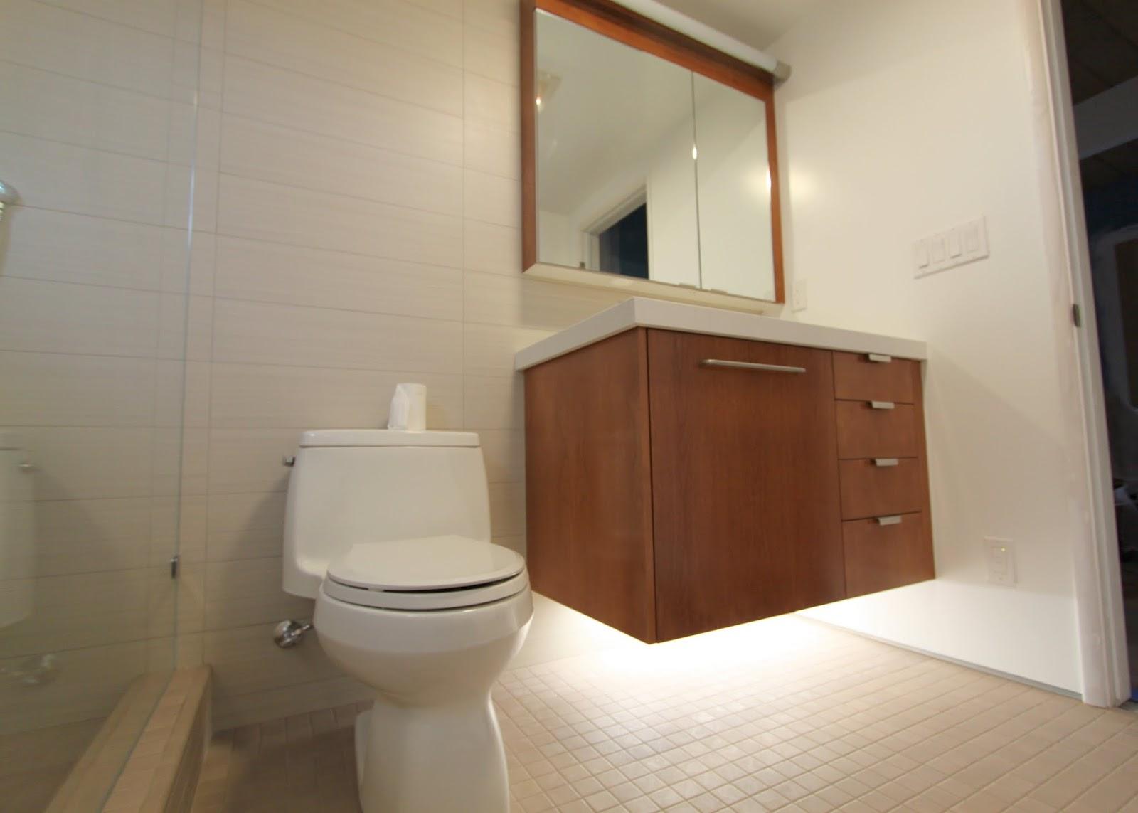 mid century modern bathroom tile 15 innovative ideas - Midcentury Bathroom 2015