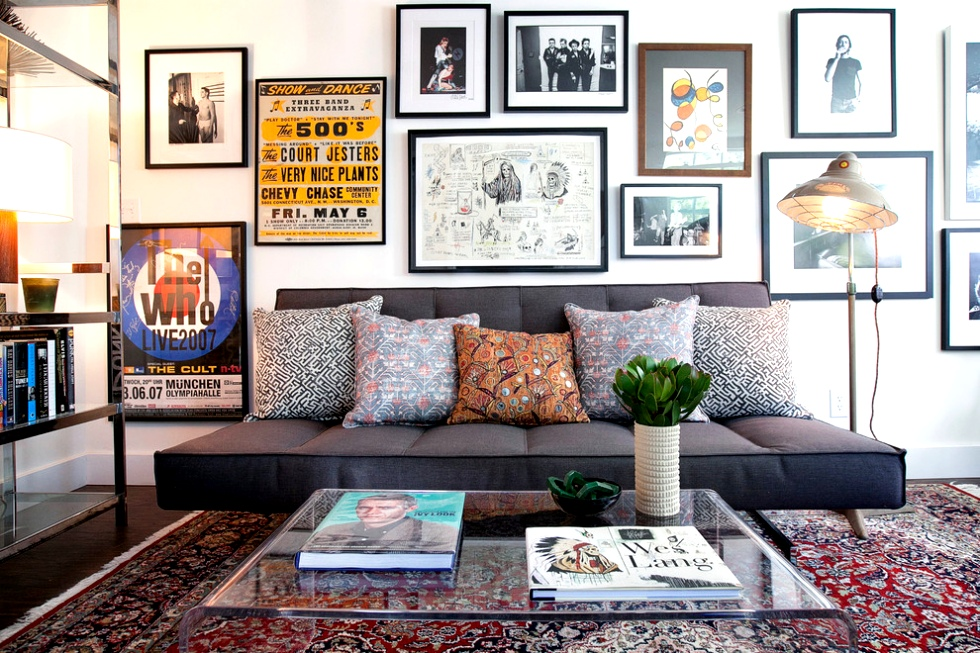 mid-century-modern home-office-