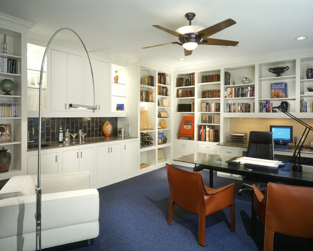 mid-century-modern-home-office--pictures