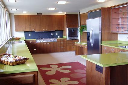 Mid Century Modern Kitchen Update Hwvlc98o