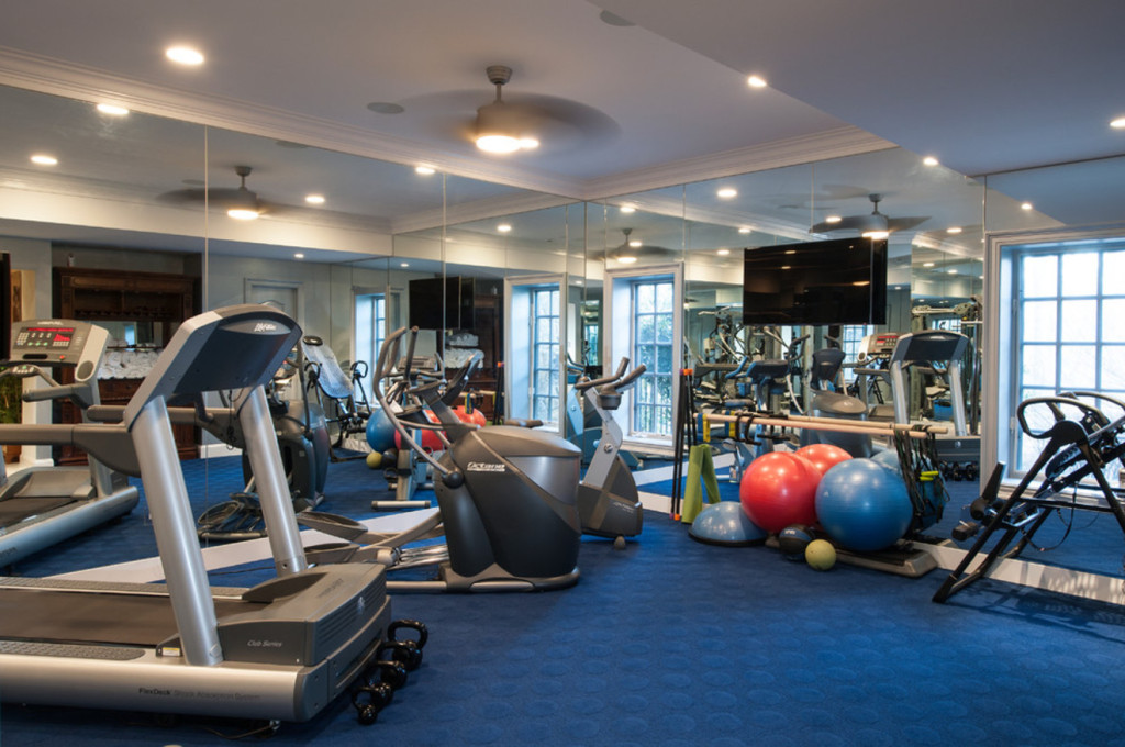 Amazing private gym designs for your home