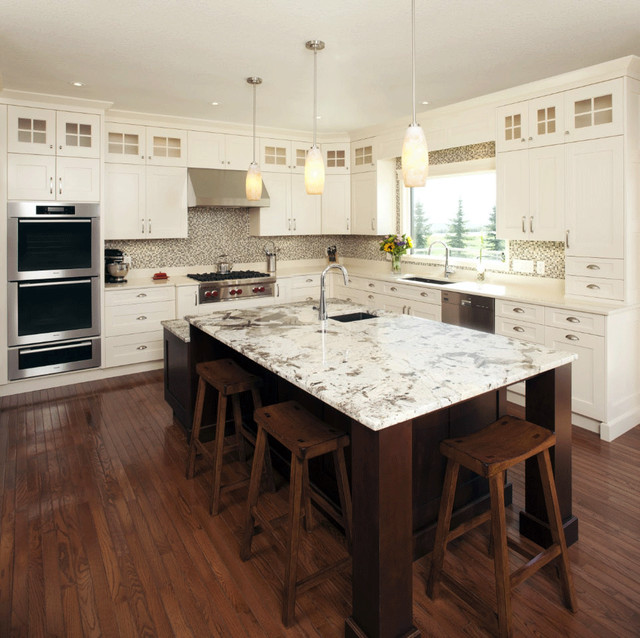 kitchen design pictures white cabinets 30 transitional kitchen design 21652