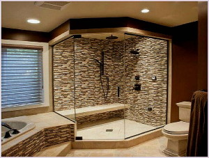 25 beautiful master bathroom design ideas - Average cost of a new bathroom 2017 ...