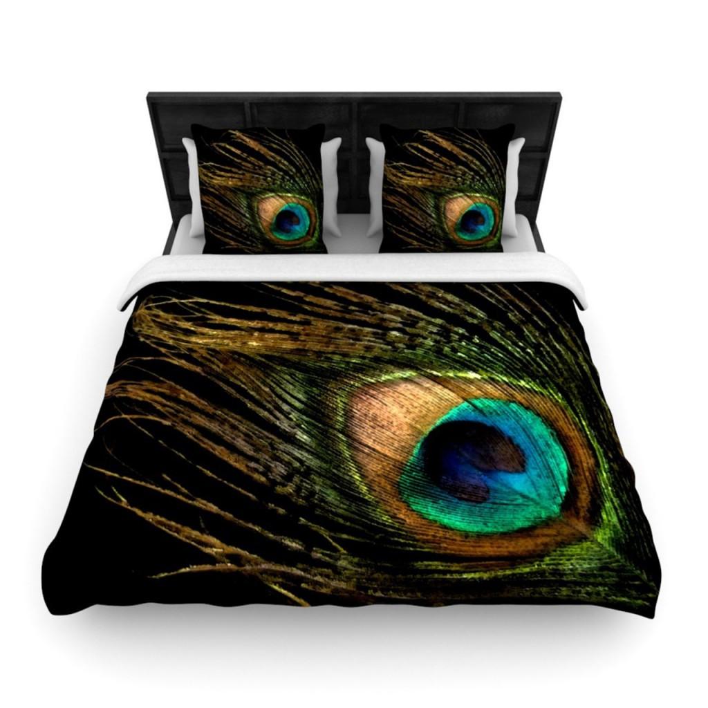 peacock-bedding-set
