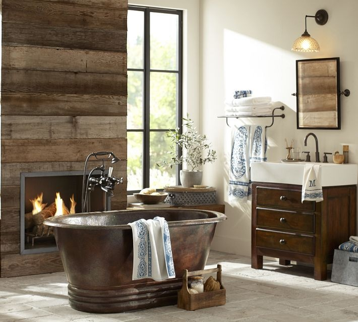 Rustic Bathroom Design Of House Interior Decorating Ideas Barn Bathrooms