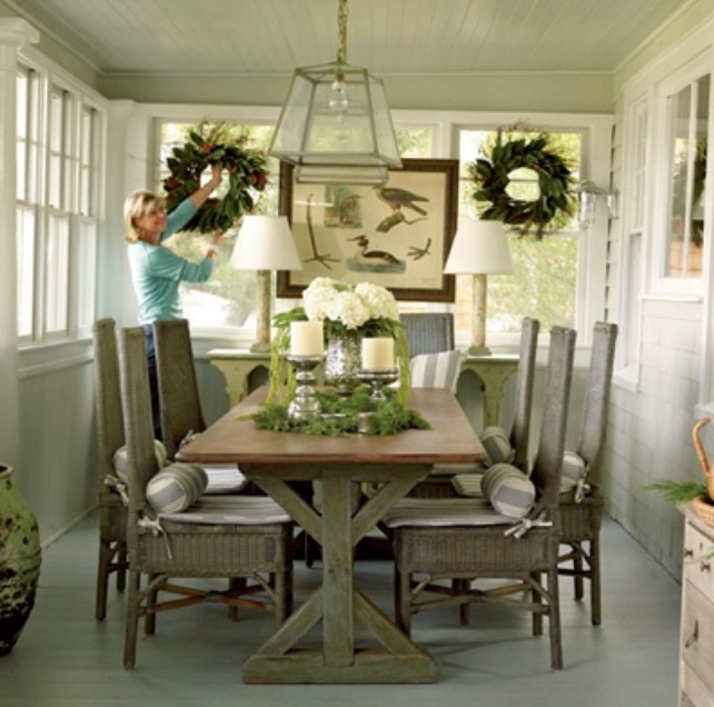 15 outstanding rustic dining design ideas Dining Room Decorating Ideas