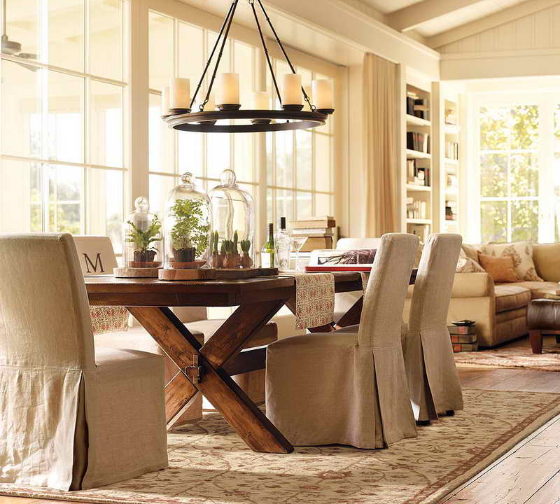 rustic-dining-room-table