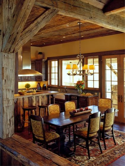 rustic interior design ideas for living room