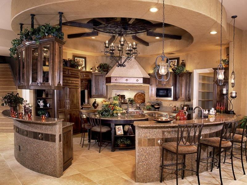 Rustic Kitchen Ideas Part - 48: Rustic-kitchen-interior-design-ideas