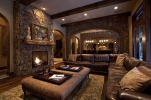21 Amazing Rustic Living Design