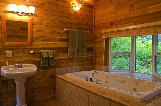 rustic-style-bathroom
