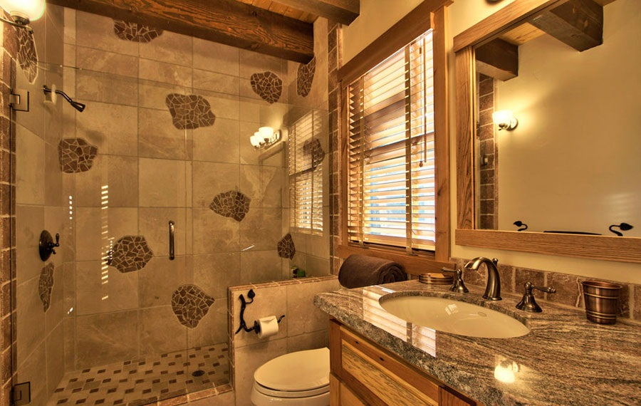 Rustic Bathroom Designs: 20 Marvelous Rustic Bathroom Design