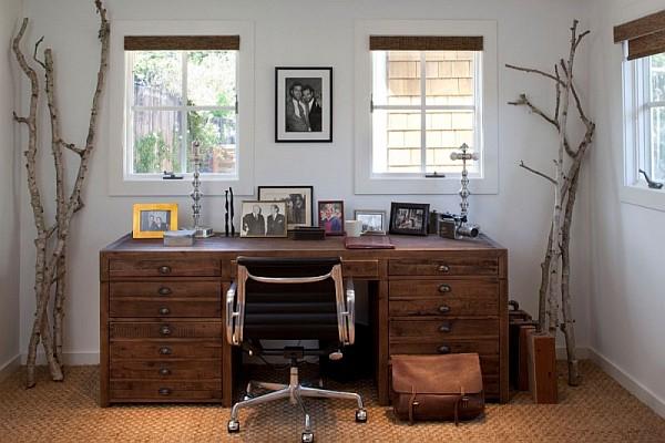 stylish-rusic-home-office